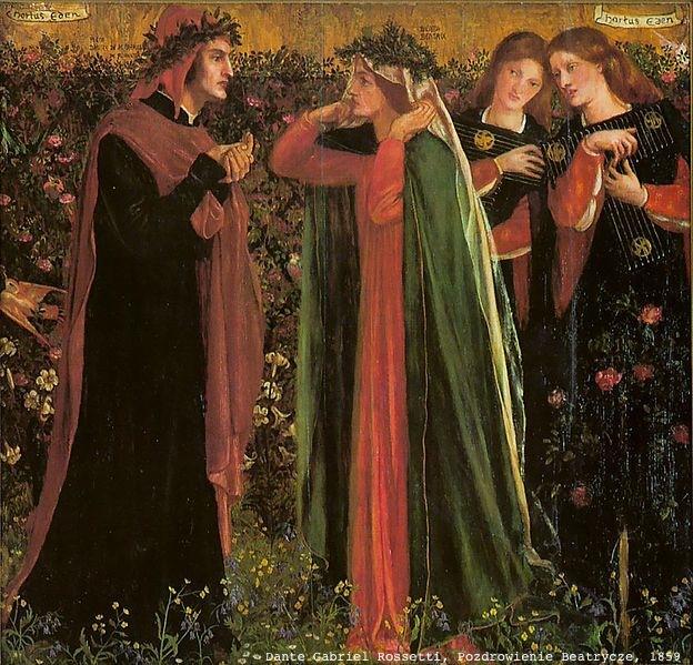624px-Dante_Gabriel_Rossetti_-_Salutation_of_Beatrice_-_2
