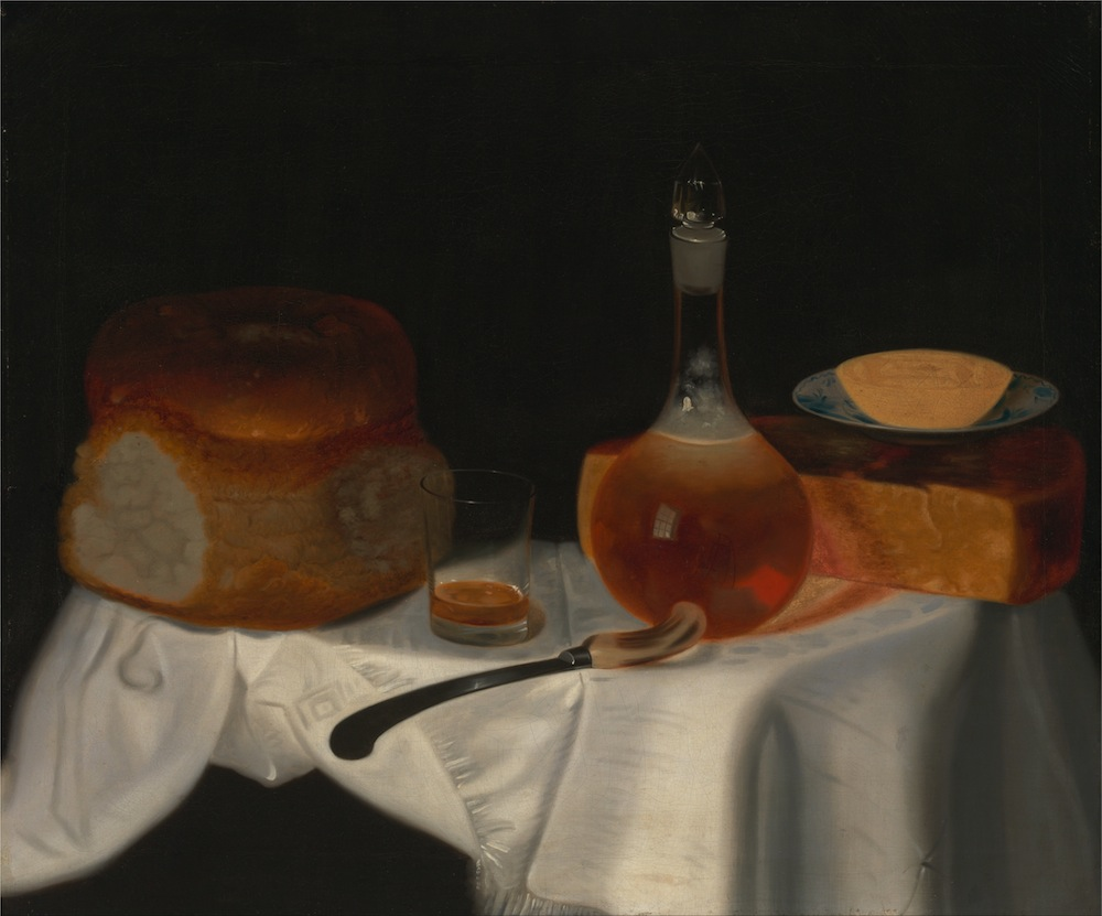 George_Smith_-_Still_Life_of_Bread,_Butter_and_Cheese_-_Google_Art_Project