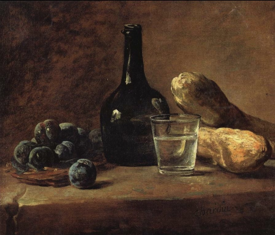 Jean Baptiste Simeon Chardin-588448